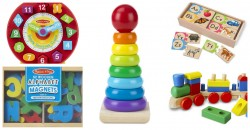 18 Brinquedos de Madeira Para Aprender Brincando foto de capa