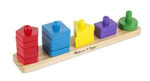 7 formas de encaixar brinquedos de madeira