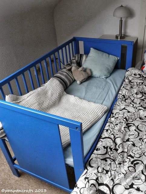 Bercos Acoplados para Cama Compartilhada Co Sleeper (12)