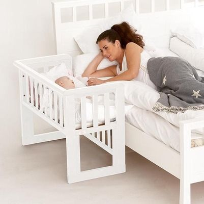 Bercos Acoplados para Cama Compartilhada Co Sleeper (13)