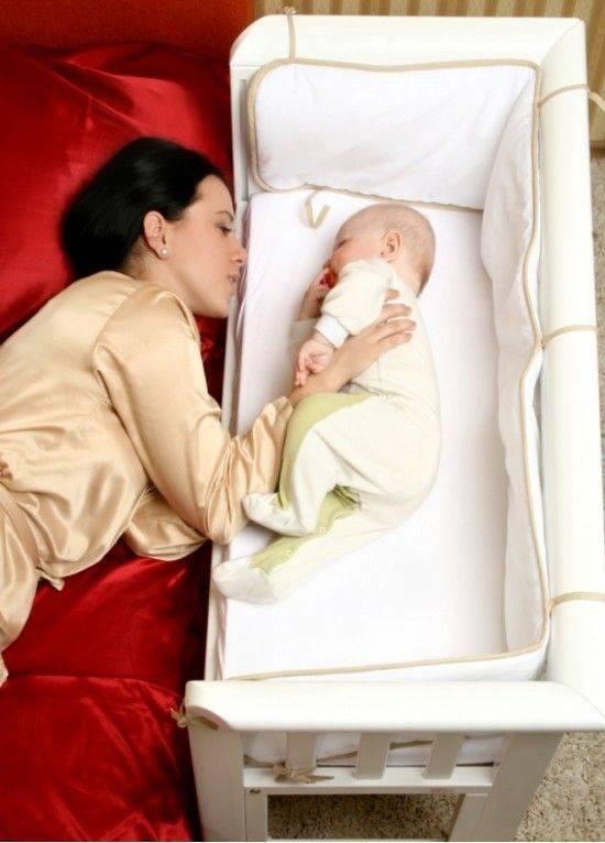 Bercos Acoplados para Cama Compartilhada Co Sleeper (2)
