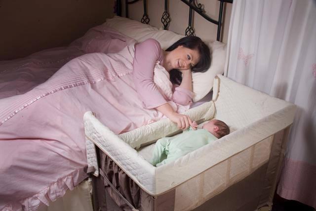 Bercos Acoplados para Cama Compartilhada Co Sleeper (3)