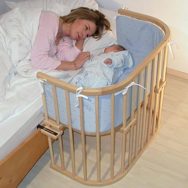 Bercos Acoplados para Cama Compartilhada Co Sleeper (6)