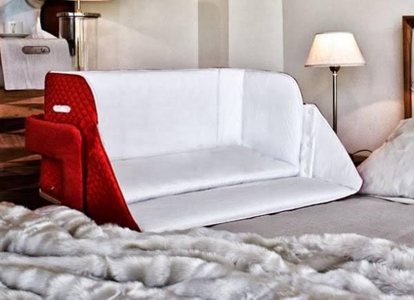 Bercos Acoplados para Cama Compartilhada Co Sleeper (7)