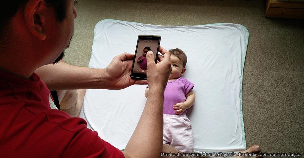 Como Tirar Fotos de Bebê Para Passaporte Em Casa