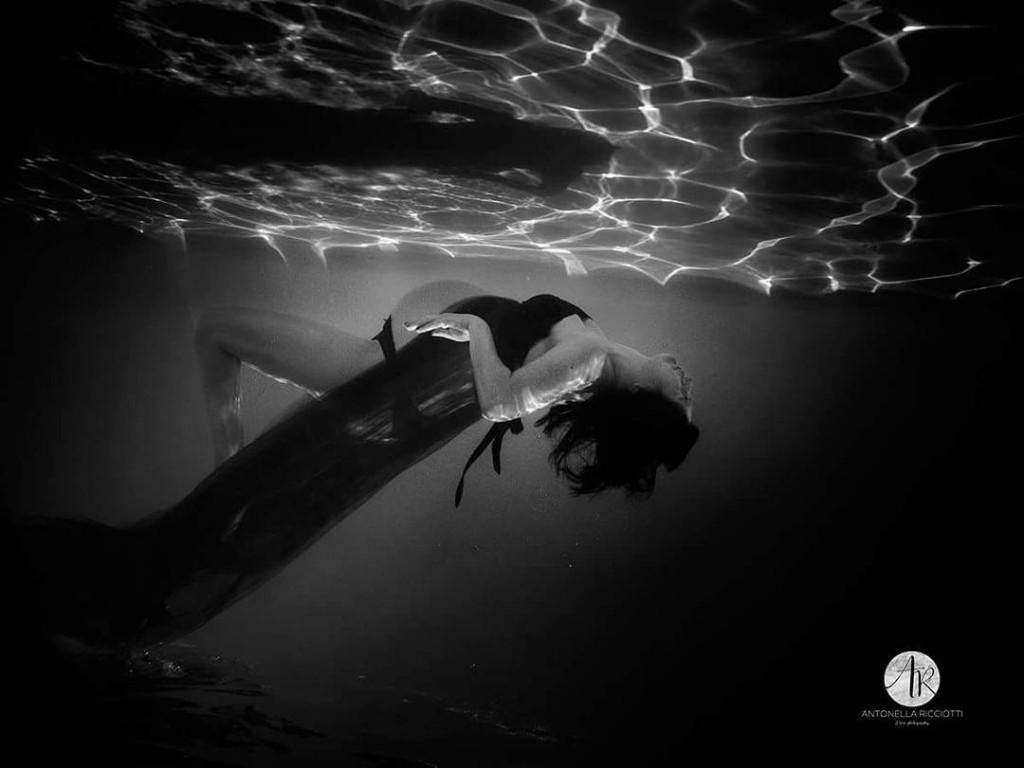 Ensaio Gestante Subaquático 38 - Antonella Riciotti