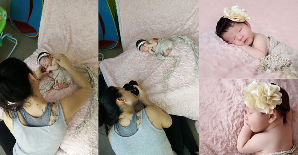 Ensaio Newborn – Tudo o Que Você Queria Saber