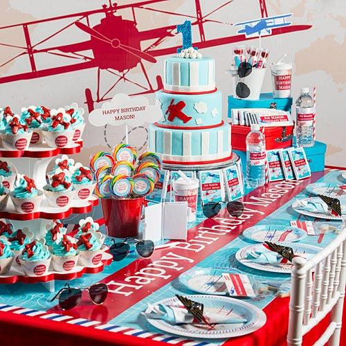 Festas Criativas-Avioes
