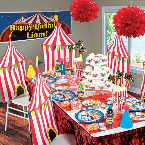 Festas Criativas-Circo
