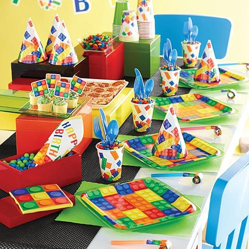 Festas Criativas-LEGO