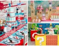 Festas Criativas: 57 Idéias de Temas de Festa Infantil