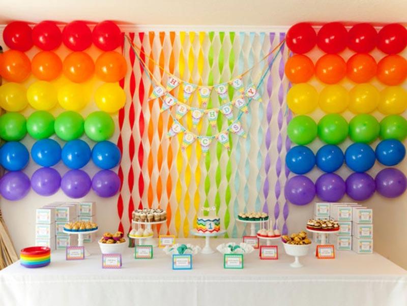 Tema-de-Festa-Infantil-Criativa-Arco-iris
