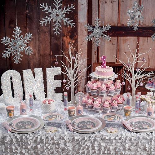 Tema-de-Festa-Infantil-Criativa-Inverno-cor-de-rosa