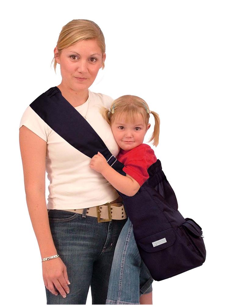 bolsa de bebe e sling 2