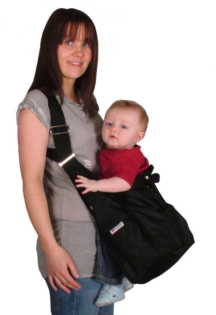 bolsa de bebe e sling
