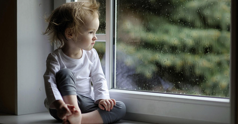 Não Saia de Casa Sem Se Despedir das Crianças