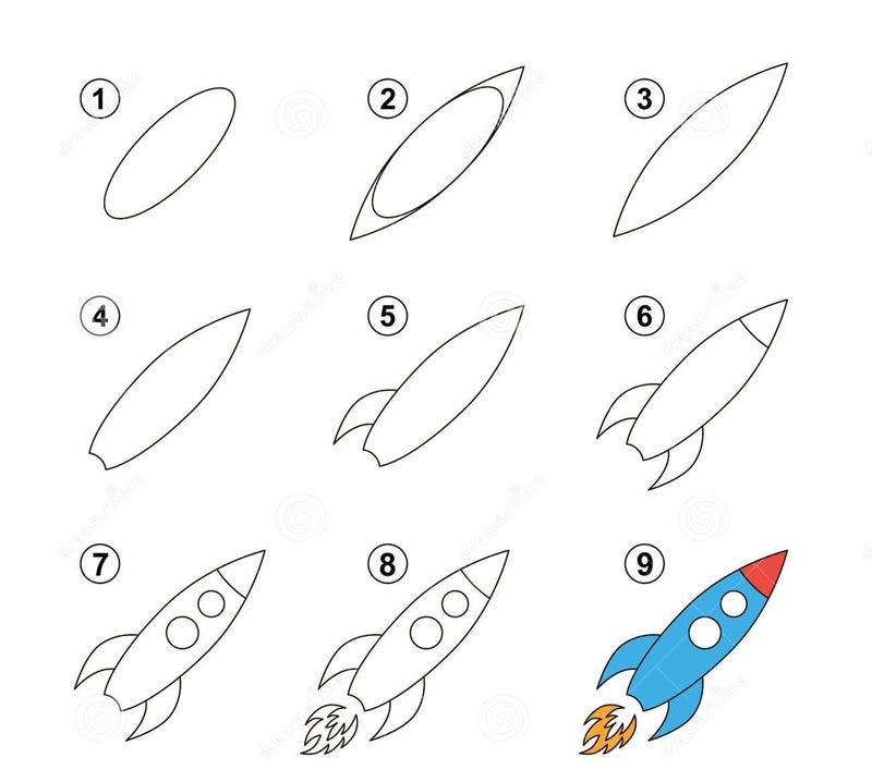 Desenhos Fáceis De Desenhar Passo A Passo Mamãe Tagarela