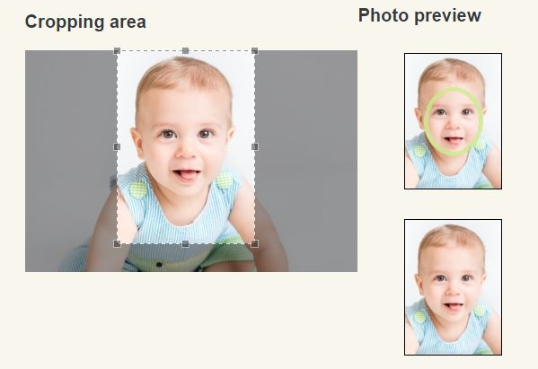 foto de bebe para passaporte edicao 03