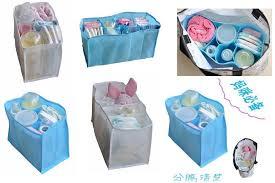 separador de bolsa de bebe