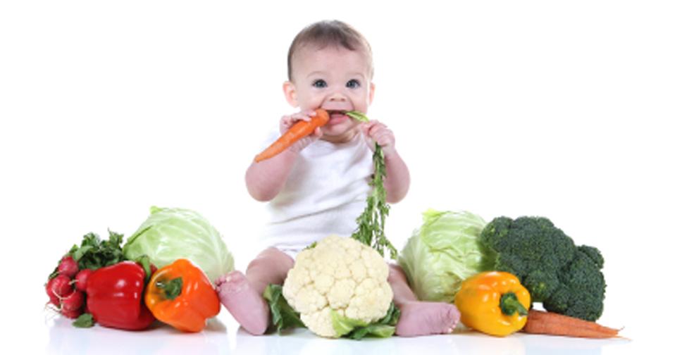 Alimentação Vegetariana Para Crianças – É Possível