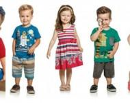 Roupa Infantil para Bebês e Crianças Maiores