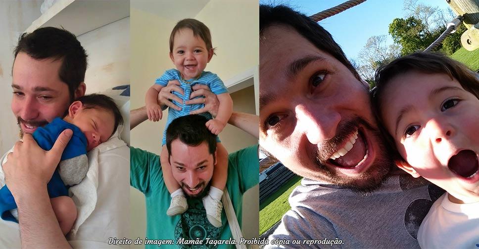 Paternidade - A vida antes e depois de ser pai