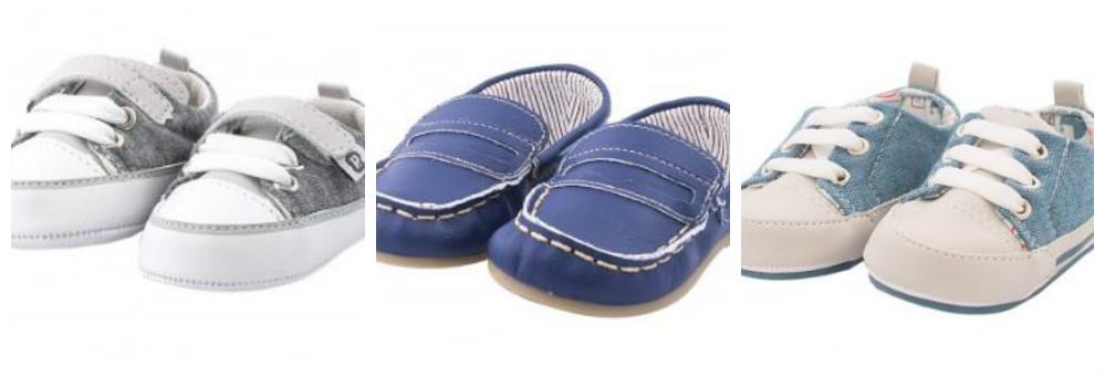 sapatos para bebes meninos