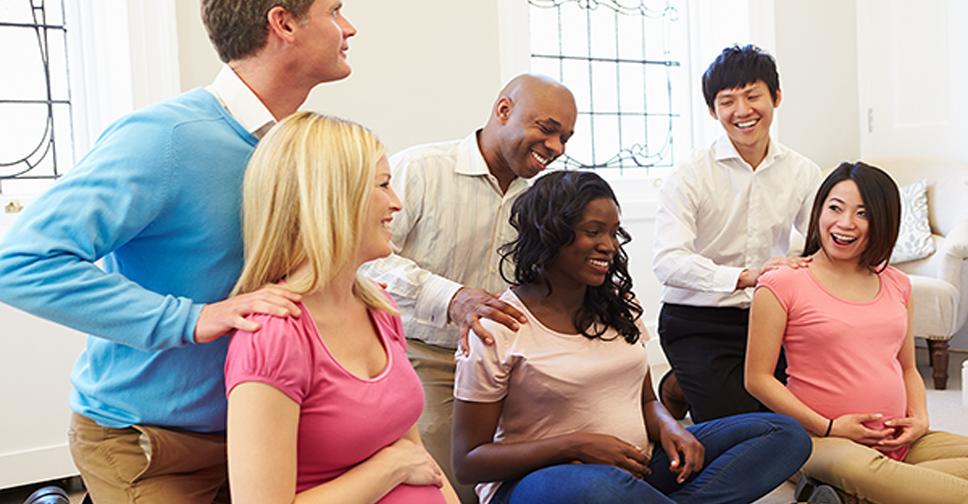 Curso de Gestante Sobre os Cuidados Com o Bebe Recem Nascido