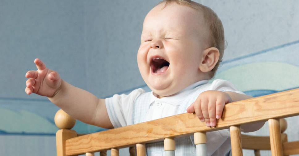 Não Deixe o Bebê Chorar Até Dormir