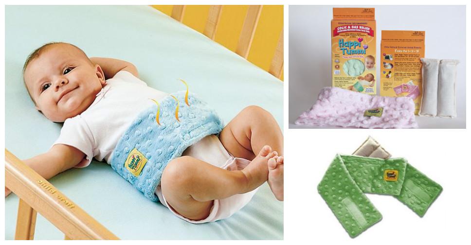 Happi Tummi - Conta Para Alívio de Cólicas do Bebê