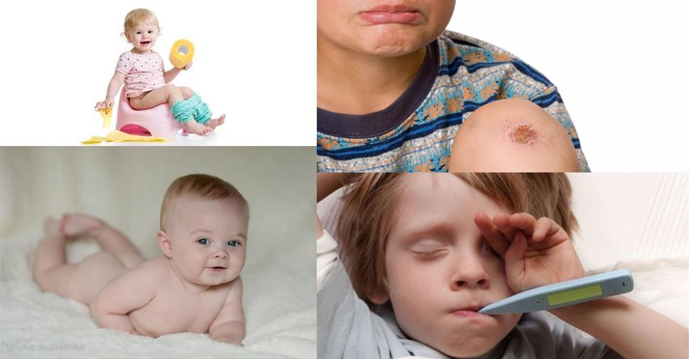 7 Fotos de Seus Filhos Que Você Não Deve Publicar