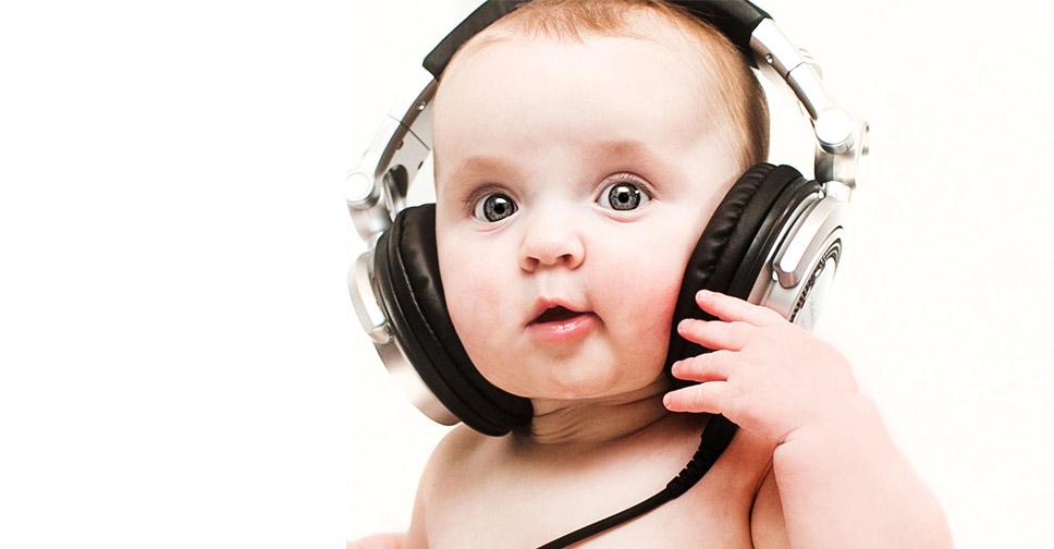 A Importância da Música na Vida do Bebê
