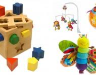 Brinquedos Ideais para Bebês (Por Idade)