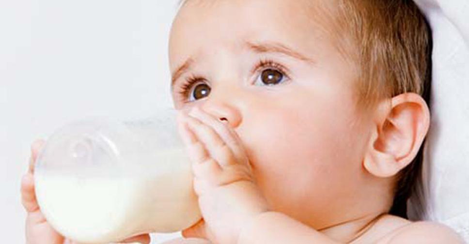 Engrossar o Leite do Bebe com Farinhas e Uma Boa Opcao