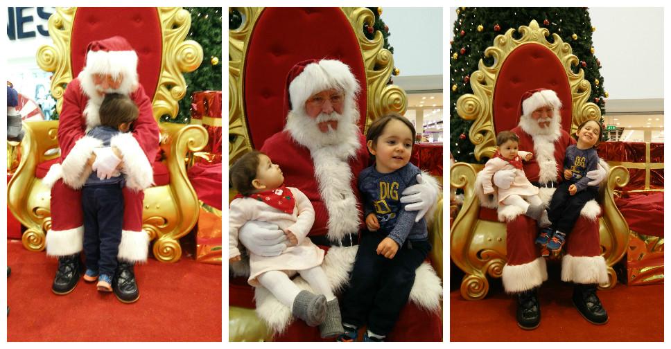 Não Tiro Foto dos Meus Filhos com o Papai Noel Caso Eles Chorem