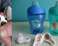 O Copo do Seu Bebê Tem Mofo? Saiba Como Limpar