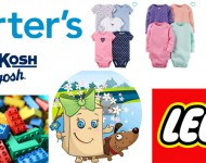 Como Importar Roupas Carter's e Brinquedos dos EUA de Casa