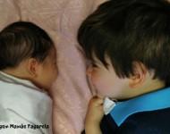 O Bebê Nasceu – O Primeiro Encontro Entre Irmãos