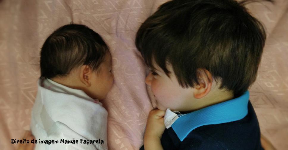 O Bebe Nasceu O Primeiro Encontro Entre Irmaos_Snapseed