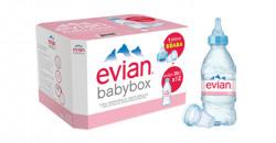A agua Mineral Pode Causar Diarreia no Bebe l evian