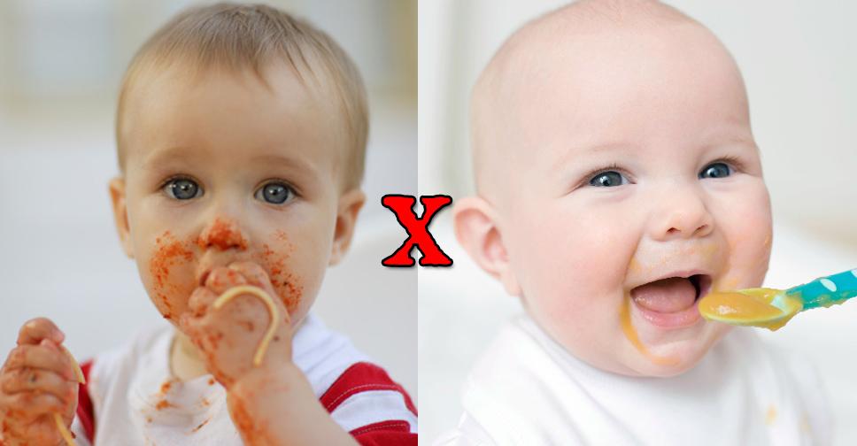 Blw X Papinha – Uma Comparação dos Dois Métodos e Como Eu Usei Juntos