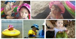 Dicas Para Ir a Praia com Bebe e Crianca com Tranquilidade