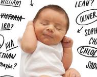 O Nome do Bebê Pode Influenciar Sua Personalidade