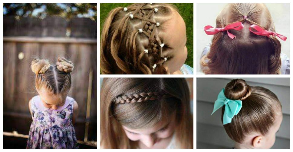 Penteados Para Meninas – Mais de 30 Ideias Para Inspirar