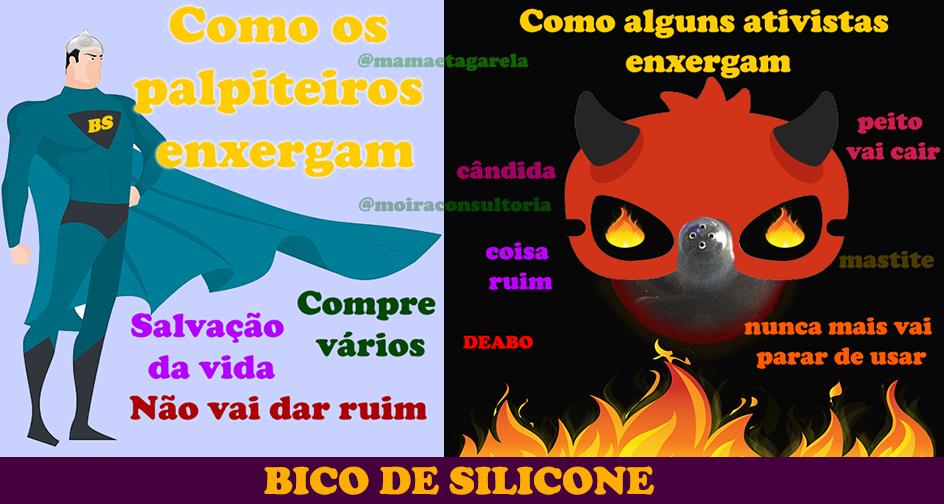 Bico de Silicone – Herói ou Vilão?