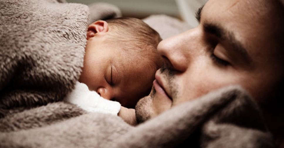 Carta de Um Bebê Para o Futuro Papai