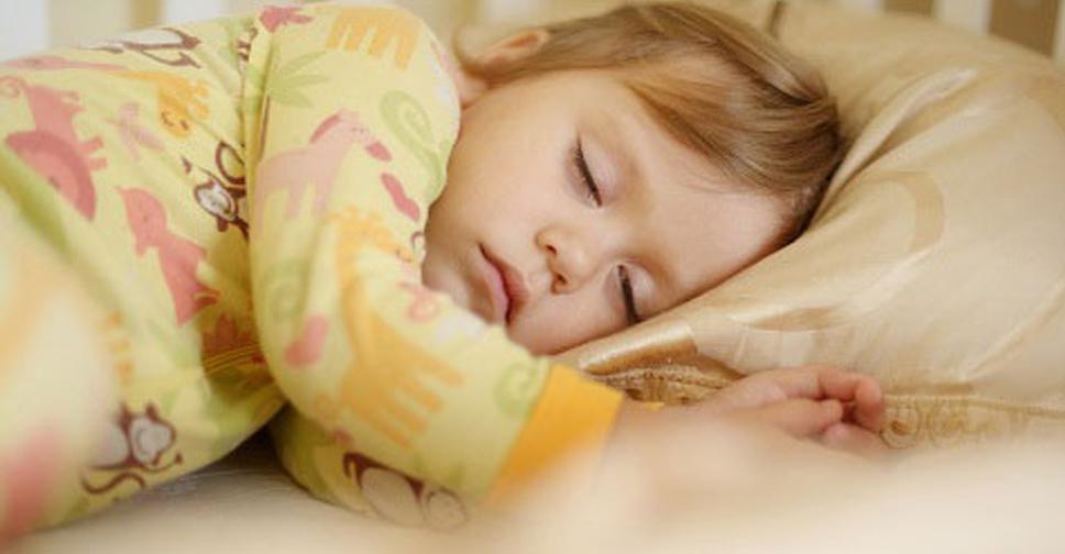 Quando Acaba a Soneca da Tarde das Crianças?