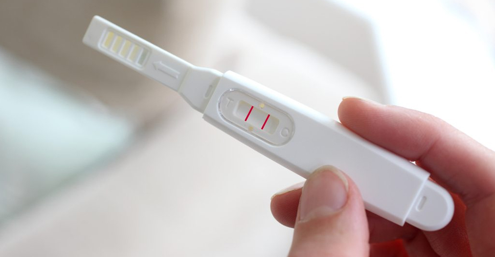 teste de gravidez de farmacia