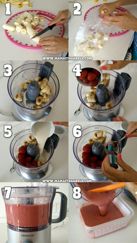 receita de sorvete