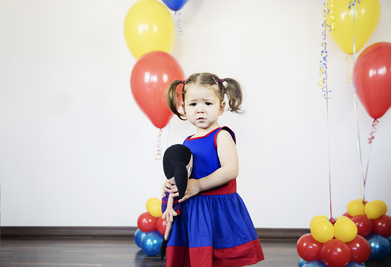 festa o show da luna aniversario lindo da mia de 2 anos